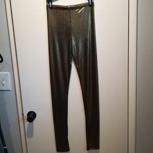 NWOT liquid gold leggings